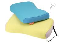 A capa exterior confecionada em tecido drytex, removível para ser facilmente lavado. Manterá sempre a sua almofada com uma sensação de refrescante e higiénizada.